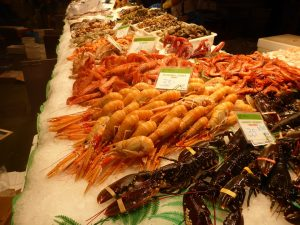 shellfish market